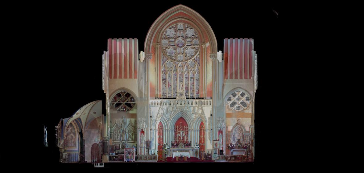 trasnversal_section_altar